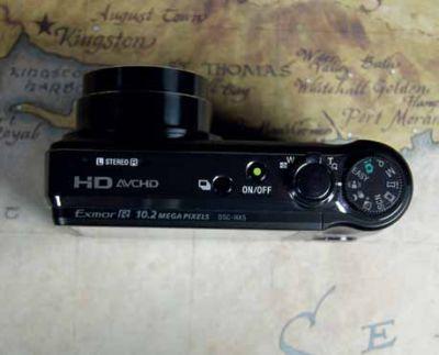 GPS Kamera