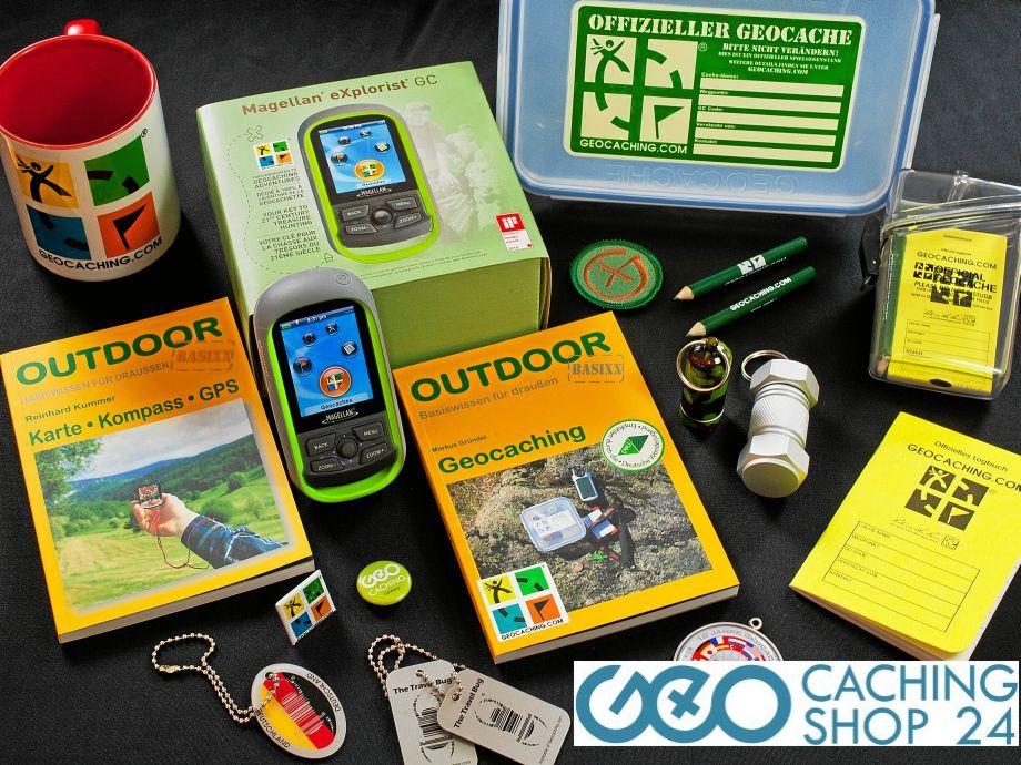 Geocaching Magazin Gewinnspiel