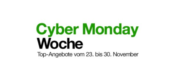 amazon Cyber Monday Aktionswoche