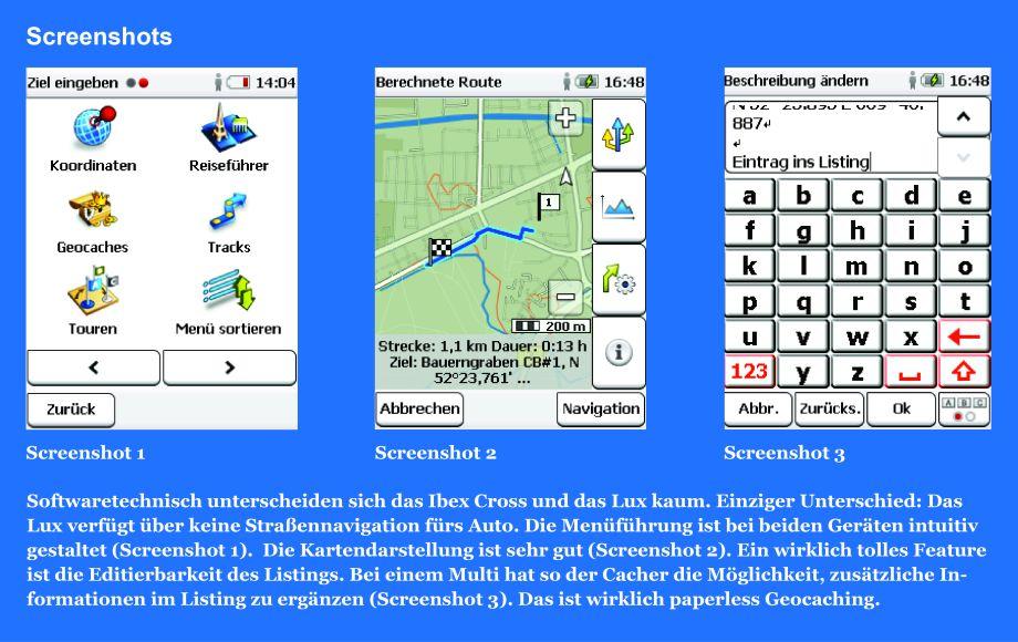 Falk Screenshots