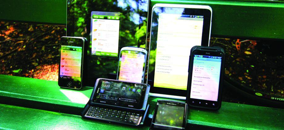 Smartphone Cacher