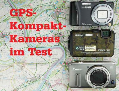 GPS Kameras im Test
